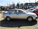 2006 MITSUBISHI LANCER ES SILVER 2.0L AT 173814